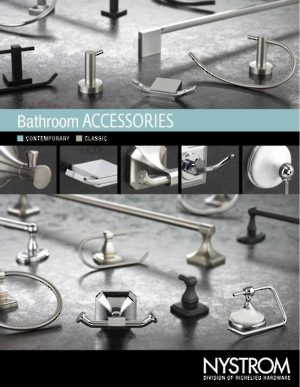 Bathroom Accessories - Contemporary and Classic